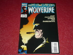 [BD COMICS MARVEL USA] MARVEL COMICS PRESENTS # 136 - 1993 WOLVERINE/GHOST RIDER