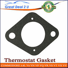 HOLDEN COMMODORE 3.8L V6 VN VP VQ VR VS VT VX VY THERMOSTAT GASKET 88-04