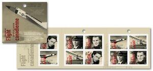 FR3631 - 2019 Canada Libretto piloti di aviazione canadesi - Aerei