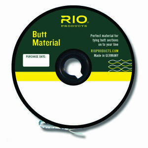 """RIO Leader Butt Material - Size 0.030"""" - New"""
