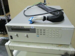 HP Agilent 6671A Rack Mount 08V/0-220A DC System Power Supply, Keysight, 452550