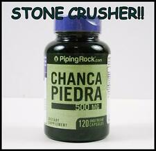 Piping Rock Chanca Piedra Phyllanthus niruri 500 mg 120 Caps Liver Kidney Stones