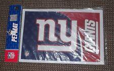 New York Giants Pet/Dog/Cat Mat NFL Football MIP      !!!MUST SEE!!!