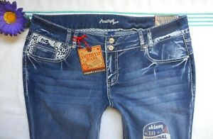 New Amethyst Plus Juniors Mid Rise Skinny Jennifer Jeans Size 18