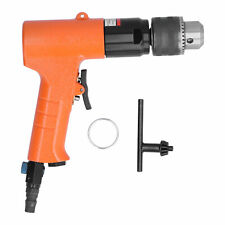 12in Pneumatic Air Drill 13mm Cw And Ccw Pneumatic Drill Tool 900rpm Kv5113b