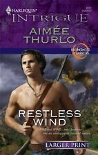 Restless Wind-ExLibrary