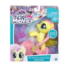 My Little Pony The Movie - Glitter Style Seapony - Fluttershy - Brand New