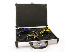 TATTOO MACHINE CASE (Holds Up to 6 Machines) Egg Shell Foam Carrying Supply