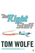 The Right Stuff by Tom Wolfe (Paperback, 2005)