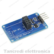 Adattatore per modulo WI-FI ESP-8266 - ESP-01 arduino level converter module