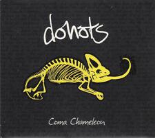 Donots • Coma Chameleon (CD 2008 Digipak) NEU + OVP / Alternative Punk Rock