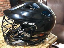 New Schutt STX Stallion 575 Adult Helmet 655750 White/Black Large