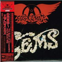 "Aerosmith  ""Gems"" Japan LTD Mini LP CD Paper Sleeve w/OBI"