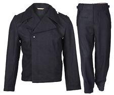 German Elite Panzer Wool Jacket And Trousers Set Military Uniform XL