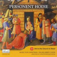 William Matthias : Personent Hodie CD