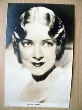 Film Actresses Postcard- HELEN HAYES ''No.2, Film Weekly, London''
