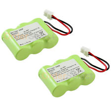 2 Rechargeable Phone Battery for Vtech CS5111-2 CS5112 CS5121 CS5121-2 CS5121-3
