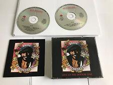 Bruce Springsteen  N.Y. August 15, 197 RARE Great Dane – GDR 2 CD W BKLT