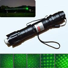Ultra Puissant Pointeur laser 12Km Vert 1mw + batterie + chargeur +Kaleido PROMO