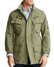 Polo Ralph Lauren Men's Washed Twill Overshirt - Size M