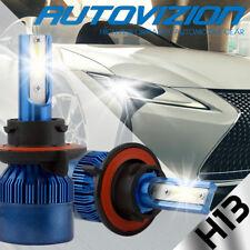 AUTOVIZION LED HID Headlight kit H13 9008 White 2007-2010 d Explorer Sport Trac