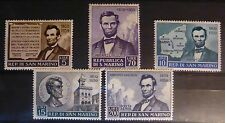150° LINCOLN + P.A. 1959 - MINT
