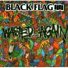 Black Flag - Wasted Again  CD Neuware