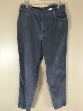 Womens Levi Strauss Levi's 550 Relaxed Fit Tapered Leg Corduroy Jeans 14 L Mis