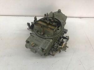 Holley 750 CFM 8051B Carburetor - Manual Choke - 1969-70 Mustang Boss 302