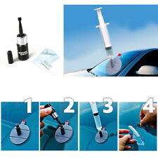 Windshield Repair Tools Kit Car Glass Scratch Portable Crack Chip Removal Tool