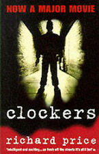Clockers, Good Condition Book, Price, Richard, ISBN 9781857995046