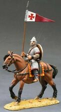 KING & COUNTRY MEDIEVAL KNIGHTS MK001 MOUNTED KNIGHT WITH LANCE MIB