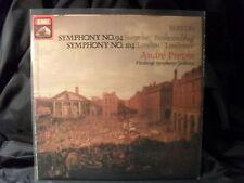 J. Haydn - Symphonies Nos.94 & 104 / Previn