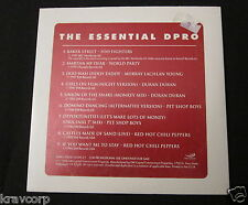 Foo Fighters/Duran Duran/Pet Shop Boys 'Essential Dpro 2' 1998 Ltd Ed Cd Sampler