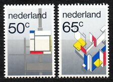 Netherlands - 1983 Modern paintings Mi. 1234-35 MNH