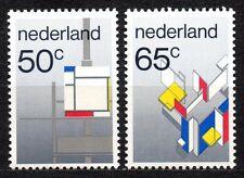 Netherlands - 1983 Modern paintings Mi. 1234-35 MNH