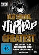 DVD Old Skool Hip Hop Greatest
