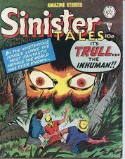 Sinister Tales #131, UK edition, Mid grade
