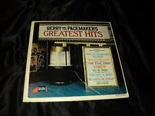 gerry and the pacemakers greatest hits (record lp)