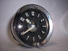 PONTIAC CLOCK VINTAGE ANTIQUE DASHBOARD 1951 1952 1953 1954 Chieftain Catalina