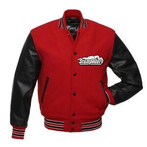 RARE Calgary Stampeders CFL Varsity Jacket all sizes