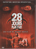 28 Jours Plus Tard DVD danny boyle (infectés zombie)