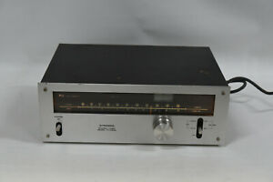 Pioneer TX-5300 Stereo AM/FM Tuner Component - Vintage (b)