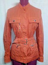 Giacca in cotone arancione PIRELLI - tg. 40