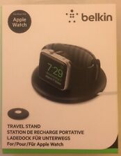 Authentic Belkin Travel Stand Passive Dock for Apple Watch 38mm & 42mm Black