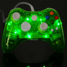 Wired Game Controller for Microsoft Xbox 360 Console & Slim/PC Windows7/8/10/XP