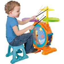 Little Virtuoso Slammin Jammin Drum Set *Distressed