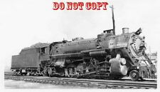 6G855 RP 1938/60s  SOUTHERN RAILROAD ENGINE #4821 CHARLOTTE NC