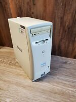 Dell Dimension L1000R Vintage Desktop PC Microsoft Windows 2000 Pentium *Read*