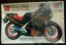 Suzuki RG250 Walter Wolf Racing Special Version 1:12 Tamiya Japan Model Kit Rare